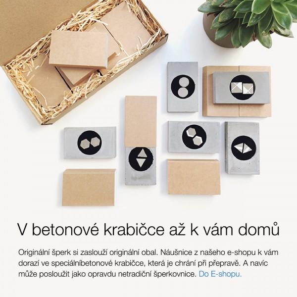 V betonové krabičce až k Vám domů