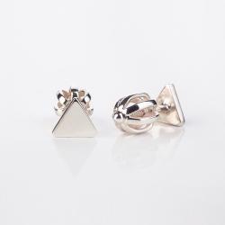 Náušnice Trojúhelník / MINIMO / AG