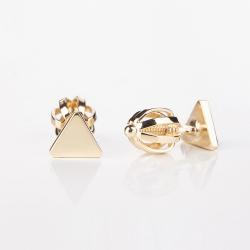 Náušnice Trojúhelník / MINIMO / AU